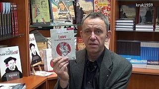 """Gabriel Maciejewski (Coryllus) o filmie Grzegorza Brauna """"Luter i rewolucja protestancka"""""""