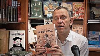 Gabriel Maciejewski o nowościach i kolejnych tomach baśni Socjalizm i Śmierć