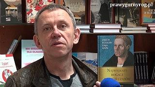 Gabriel Maciejewski o książce: Greg Steinmetz – Jakub Fugger oraz o komiksie: Sanctum Regnum