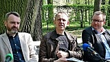 Gabriel Maciejewski, Szymon Modzelewski i Rafał Czerniak w Nieborowie: O starożytności, cz. I