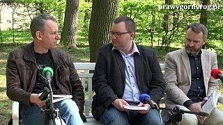 Gabriel Maciejewski, Szymon Modzelewski i Rafał Czerniak w Nieborowie: O starożytności, cz. II