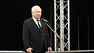 Jarosław Kaczyński – podziękowanie dla O. Tadeusza Rydzyka, 10.04.2018 r.