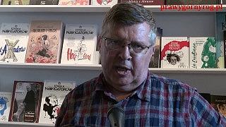 Krzysztof Osiejuk – Toyah – na Targach Wydawców Katolickich