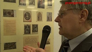 Marian Sołobodowski o wystawie pocztówek ze swojej kolekcji – Gaude Mater Polonia