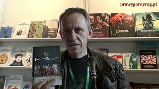 O książce Grzegorza Kucharczyka zatytułowanej Hohenzollernowie