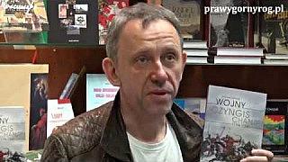Wojny Czyngis Chana – gawęda o książce