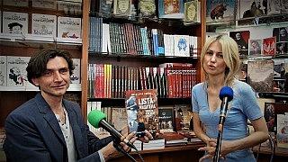 Julek i Ogórek w PGR. Juliusz Wnorowski (Kamiuszek) i dr Magdalena Ogórek o książce: Lista Wächtera ..