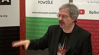 Sławomir Suchodolski – Uwagi o etatyzmie i gospodarce pod rządami Piłsudskiego i sanacji 1926-39