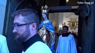 Uroczystość Matki Bożej Łaskawej, Patronki Warszawy – Procesja i Msza św. – 12 maja 2018 r.