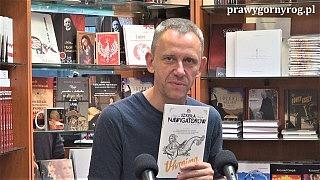 Gabriel Maciejewski o kwartalniku Szkoła Nawigatorów nr 19 poświęconym Ukrainie