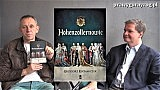 Gabriel Maciejewski i Prof. Grzegorz Kucharczyk rozmawiają o książce: Hohenzollernowie