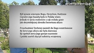 Gabriel Maciejewski i dr hab. Krzysztof Kaczmarski o zabójstwie Jana Chudzika