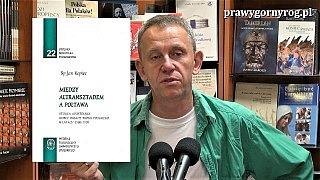 Gabriel Maciejewski o książce: Bp Jan Kopiec – Między Altransztadem a Połtawą…