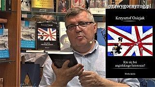 Krzysztof Osiejuk (Toyah) o książce Kto się boi angielskiego listonosza