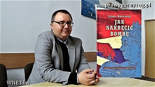 Szymon Modzelewski – O przyczynach wybuchu I wojny światowej. Wykład w Akademii WNET