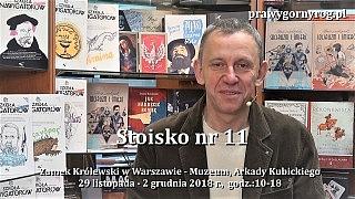 Gabriel Maciejewski – Zaproszenie na Targi Książki Historycznej 2018 r.