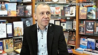 Gabriel Maciejewski – O Tłokini i o planach konferencyjnych