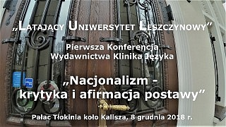 Pierwsza Konferencja Latającego Uniwersytetu Leszczynowego w Tłokini – Fotoreportaż