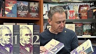 Gabriel Maciejewski o książce: Adam M. Skałkowski – Aleksander Wielopolski. Tom I i II