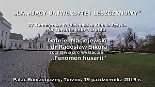 Gabriel Maciejewski i dr Radosław Sikora: Fenomen husarii