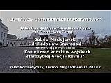 Gabriel Maciejewski i dr Radosław Gawroński: Konie i rząd koński w wojskach staroż. Grecji i Rzymu