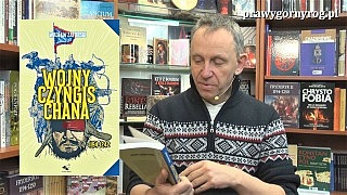 Gabriel Maciejewski – Wojny Czyngis Chana