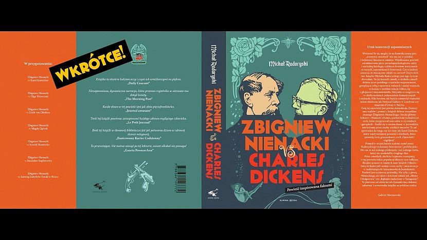 Nienacki - Dickens - okładka