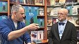 Gabriel Maciejewski i Prof. Łukasz Święcicki rozmawiają nie tylko o książce Buka u psychiatry