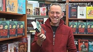Gabriel Maciejewski o książce Michała Radoryskiego: Zbigniew Nienacki vs Charles Dickens