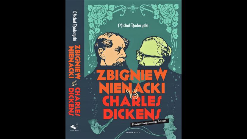 Zbigniew Nienacki vs Charles Dickens - Michał Radoryski, Klinika Języka